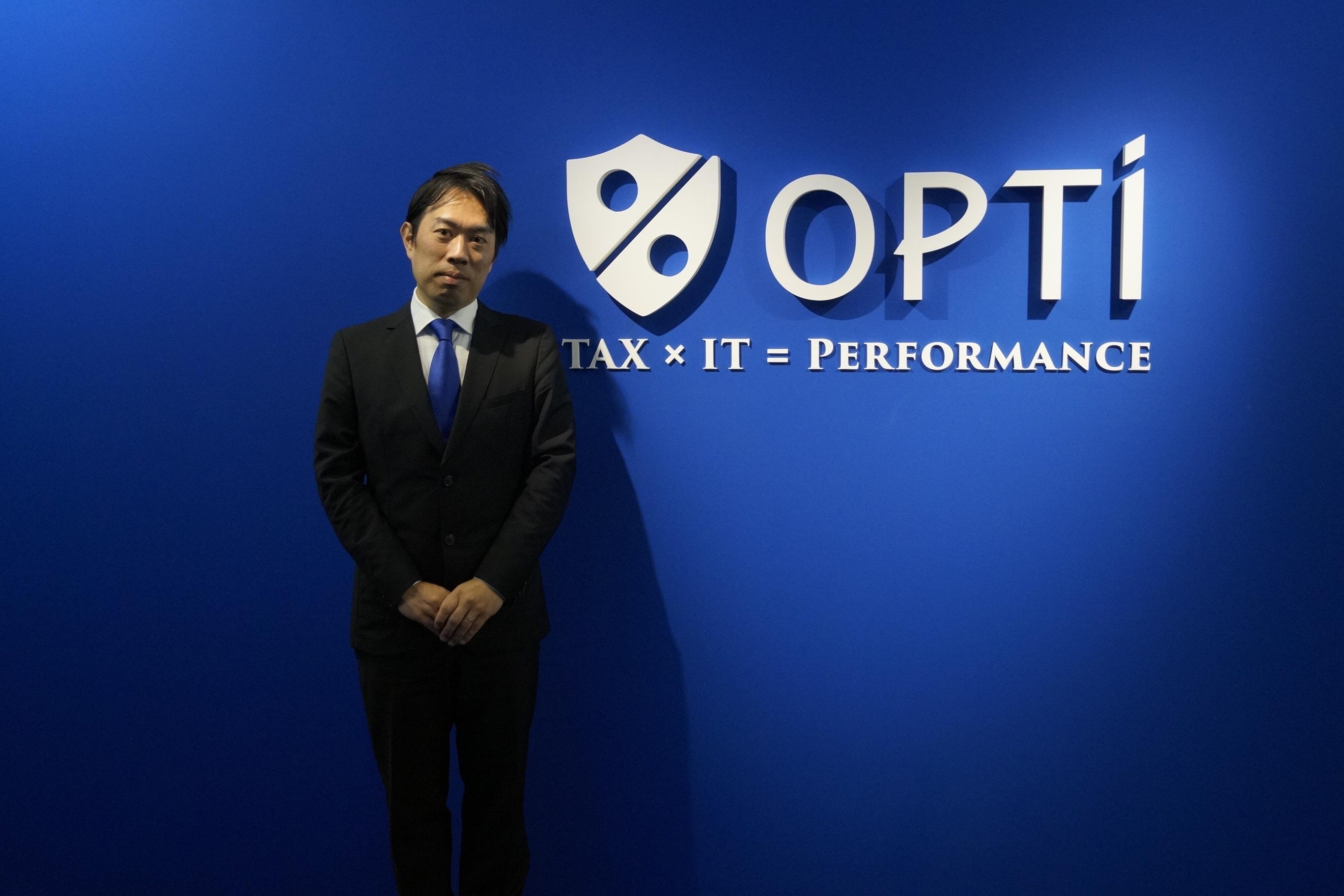 OPTI_代表挨拶